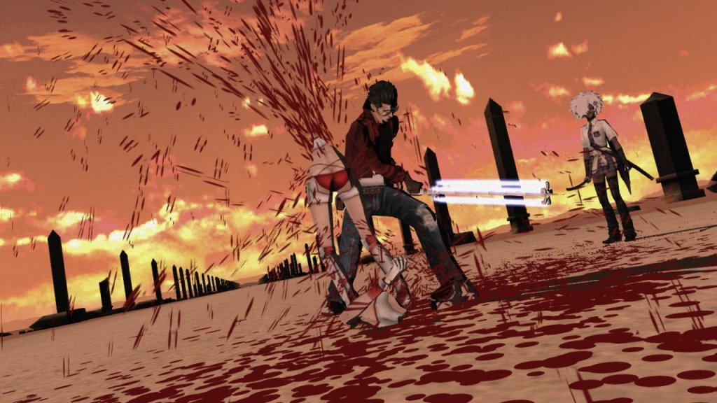 No More Heroes 1+2 - Análise | Nintendo Switch - Travis