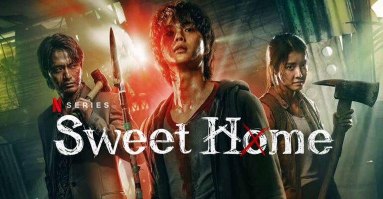 sweet home netflix review analise