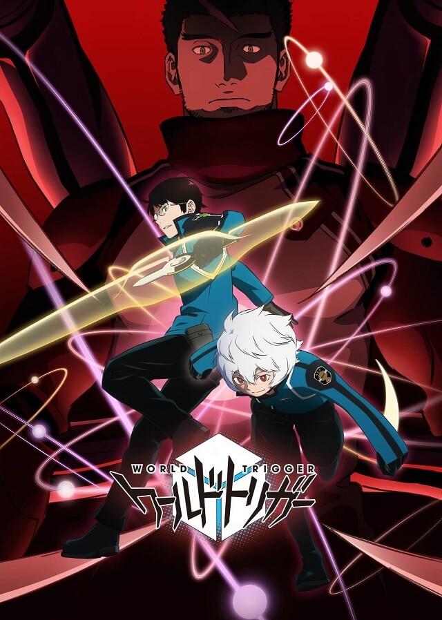 World Trigger - Nova temporada recebe comercial e novo poster