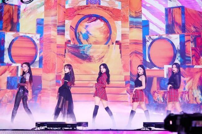 Red Velvet - Primeira Atuação de Grupo em mais de 1 ano