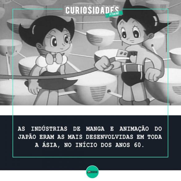 Factos e Curiosidades de Anime
