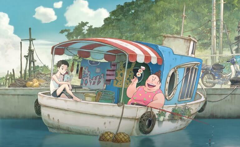 GYOKO NO NIKUKO-SAN – STUDIO 4ºC ANUNCIA FILME ANIME