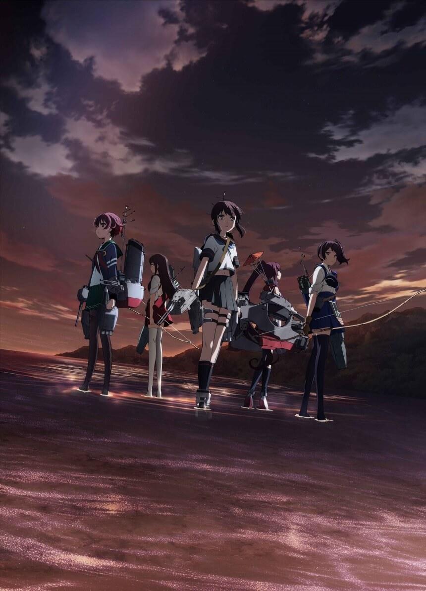KanColle - Franquia terá Novo Anime em 2022