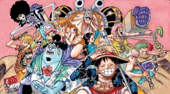 Capa Manga One Piece Volume 98 - Wano Arc