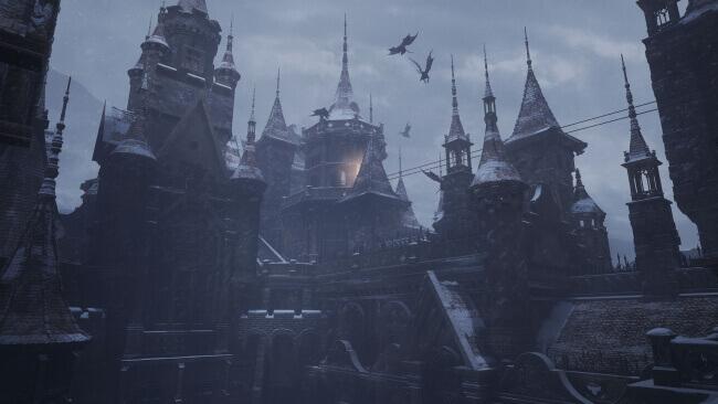 Resident Evil Village RE Janeiro 21 Castelo 01
