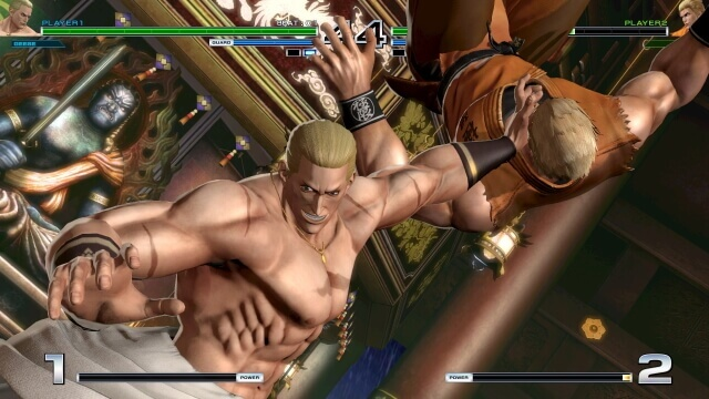 The King of Fighter XIV - Gesse Howard a lutar