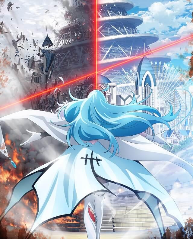 Vivy -Fluorite Eye's Song- | Wit Studio revela Anime Original | Vivy -Fluorite Eye's Song- - Anime recebe Concept Trailer