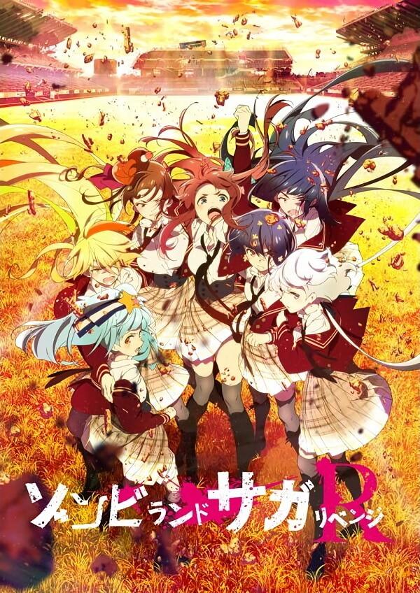 Zombieland Saga Revenge - Anime recebe Vídeo Promocional