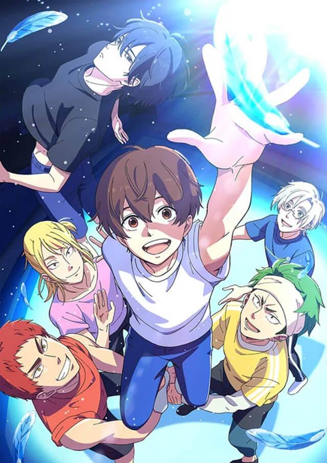 Bakuten!! - Anime revela novo Vídeo Promocional