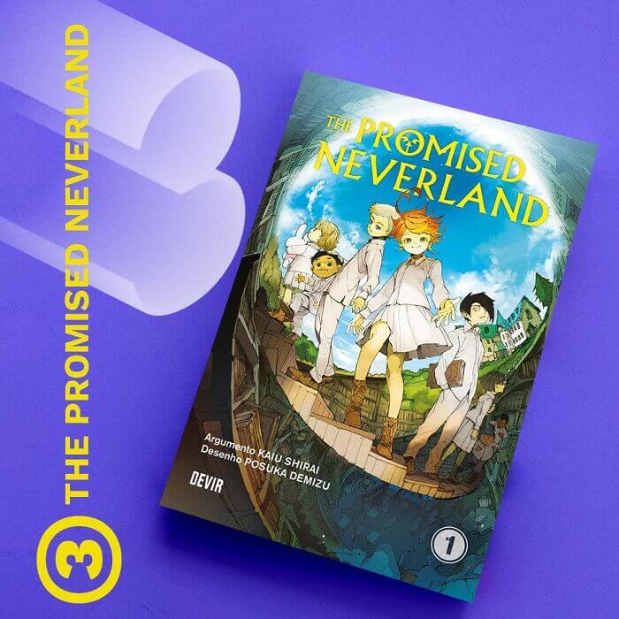 manga devir the promised neverland