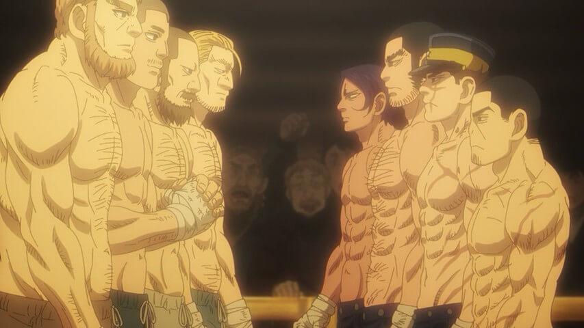Golden Kamuy Temporada 3 - Análise