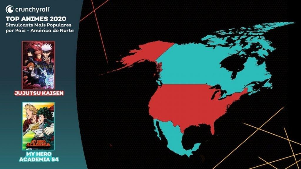 top animes 2020 crunchyroll america do norte