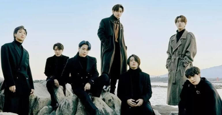 BE (Essential Edition) dos BTS no topo das tabelas da Oricon BTS são 1º Artista Asiático a vencer Prémio da IFPI