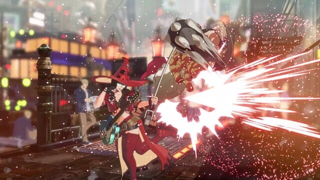 Guilty Gear -STRIVE- revela trailer de I-No