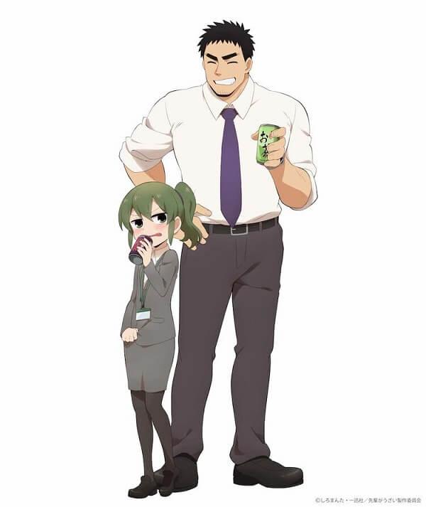 My Senpai Is Annoying - Anime revela Equipa Técnica
