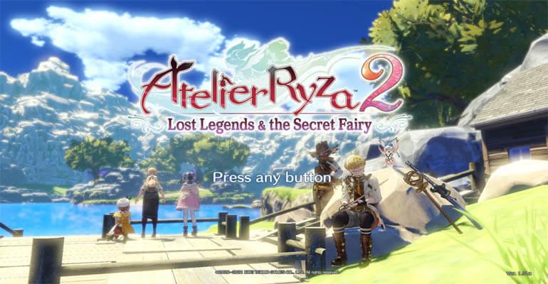 Atelier Ryza 2: Lost Legends & the Secret Fairy - Análise