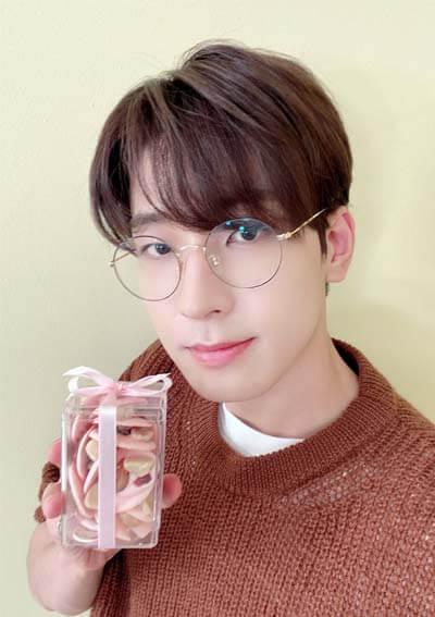 seeventeen wonwoo SEVENTEEN surpreendem fãs no seu Aniversário