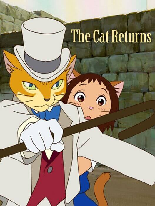 the cat returns o reino dos gatos filme ghibli gratis online