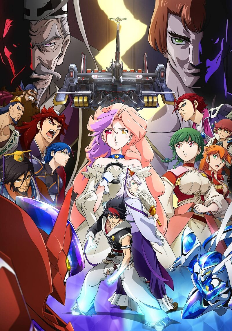 Back Arrow - 2ª Metade do Anime recebe Vídeo Promocional