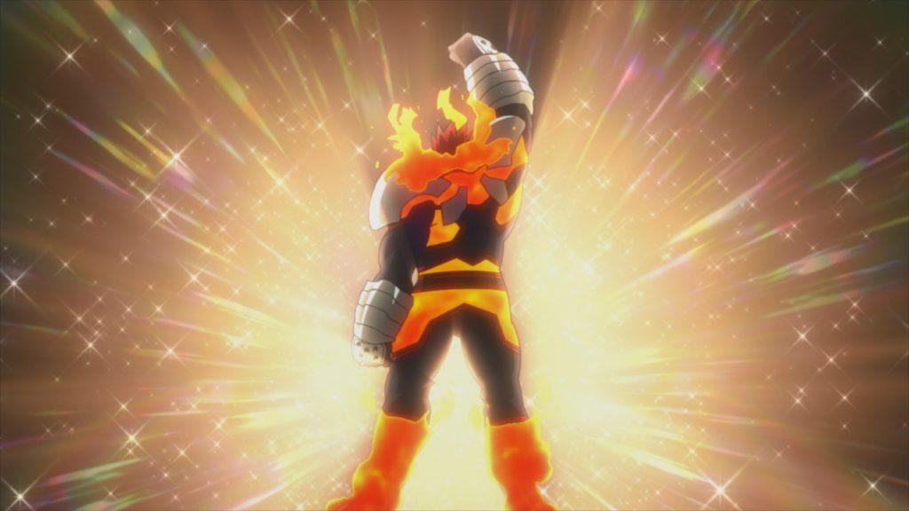 Boku no Hero Academia Temporada 5 Episódio 1 - Endeavor