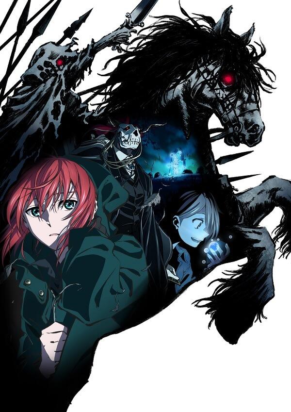 Mahou Tsukai no Yome - Manga recebe Novo Anime