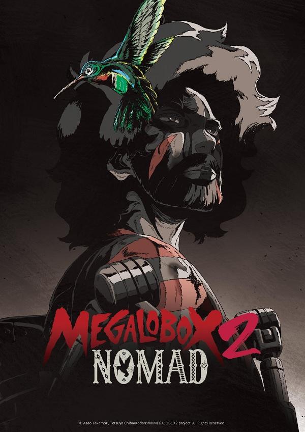 Megalo Box 2: Nomad - Anime revela Vídeo Promocional