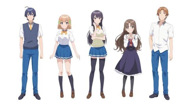 Osananajimi ga Zettai ni Makenai Love Come - Anime revela Vídeo Promo