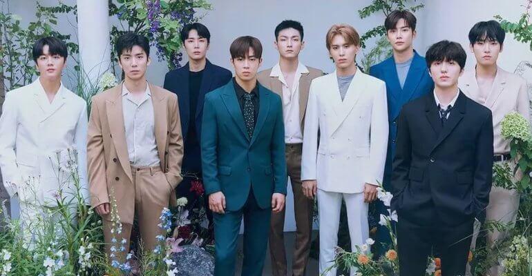 SF9 renovam Contratos com a FNC Entertainment