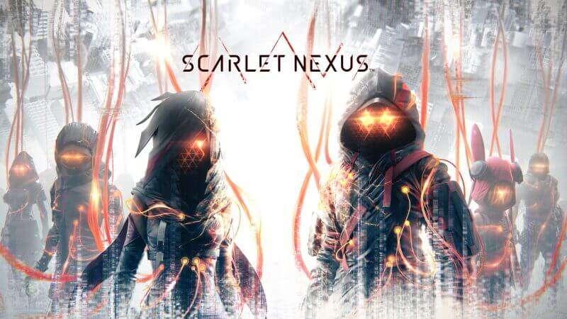 Scarlet Nexus Data Lançamento Revelada + Serie Anime Destaque