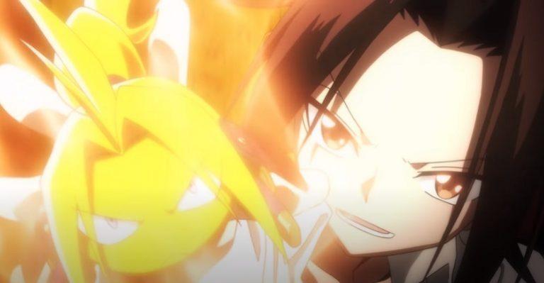 Shaman King - Novo Anime revela 2.º Vídeo Promocional   Shaman King 2021 - Anime chega à NETFLIX em Agosto