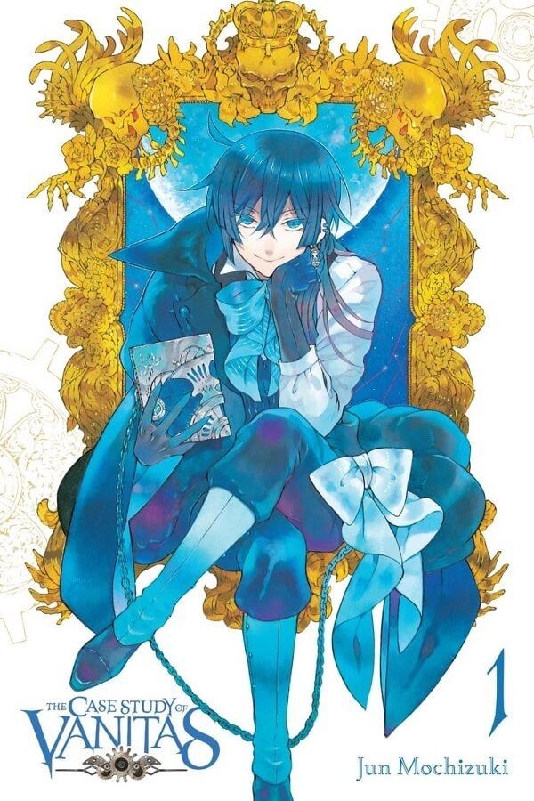 Vanitas no Carte - Manga recebe Anime pelo estúdio BONES