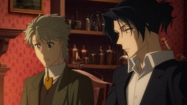Yuukoku no Moriarty 2ª temporada - Primeiras Impressões