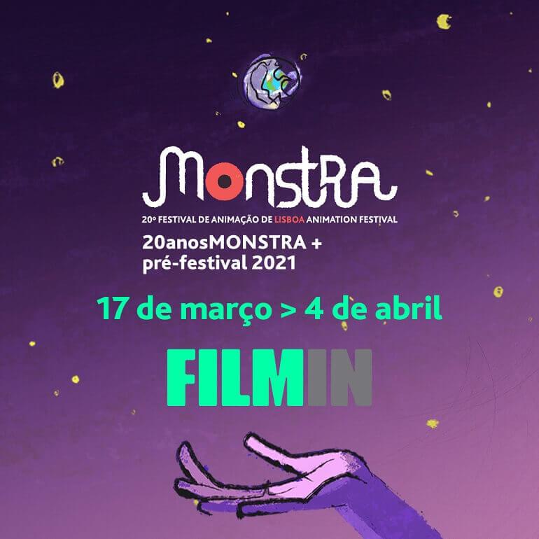 MONSTRA Festival chega à Filmin Portugal em 2021
