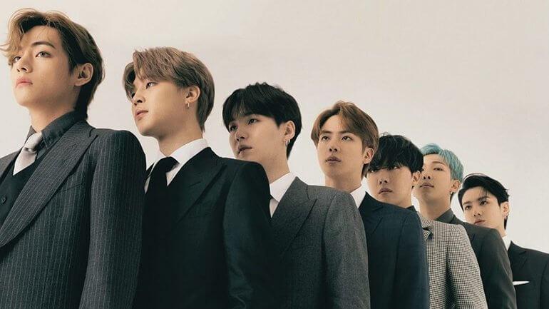 BTS nomeados Embaixadores Globais da Louis Vuitton
