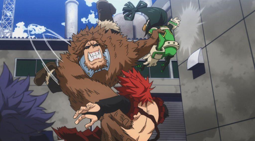Boku no Hero Academia Temporada 5 Episódio 3 – Turma A vs Turma B