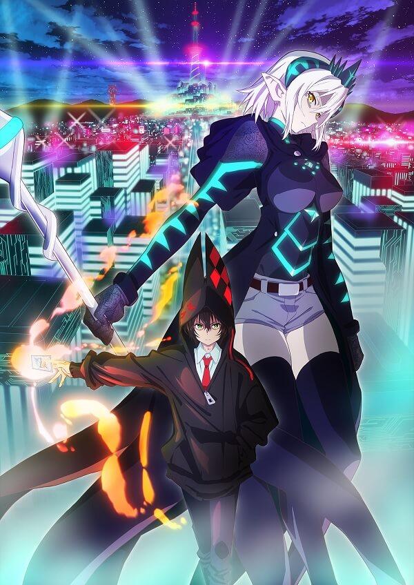 Build Divide - Novo TCG com Anime Original