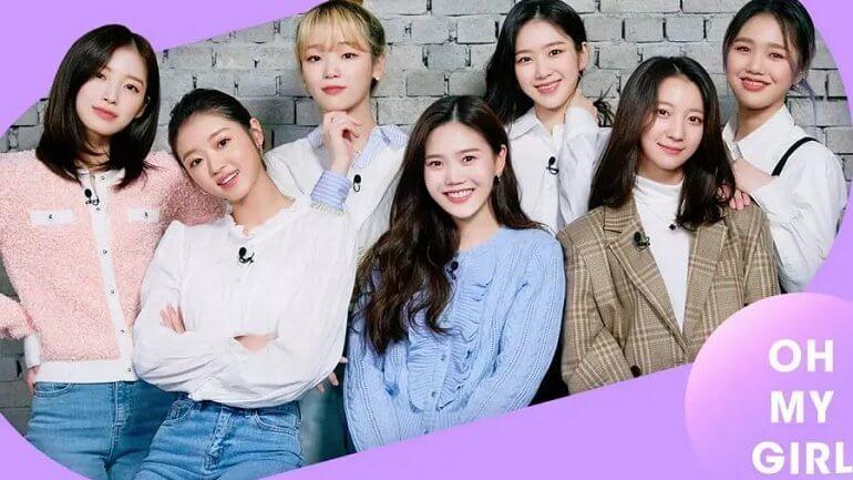 Oh My Girl partilham 1º Teaser para Comeback de Maio 2021