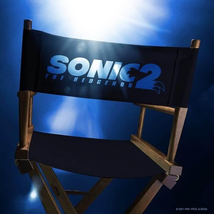 Sonic the Hedgehog 2 - Sequela já começou a Produção