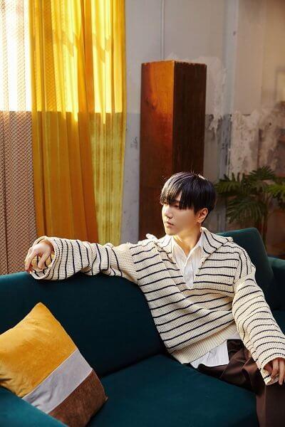 Yesung dos Super Junior partilha Teasers para Comeback a Solo