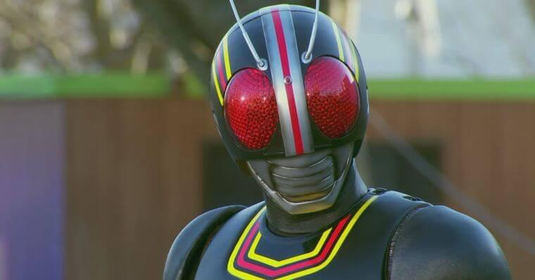 Kamen Rider Black Sun - Tokusatsu Recebe Reboot Adulto
