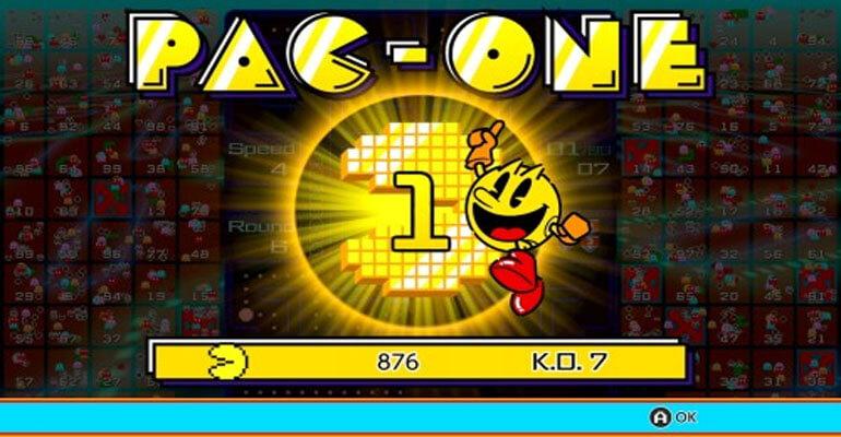 Pac-Man 99 - Nintendo Anuncia Battle Royale de Pacman