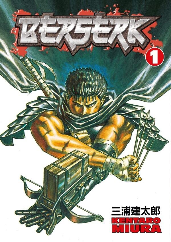 Faleceu Kentarou Miura - Criador Manga de BERSERK