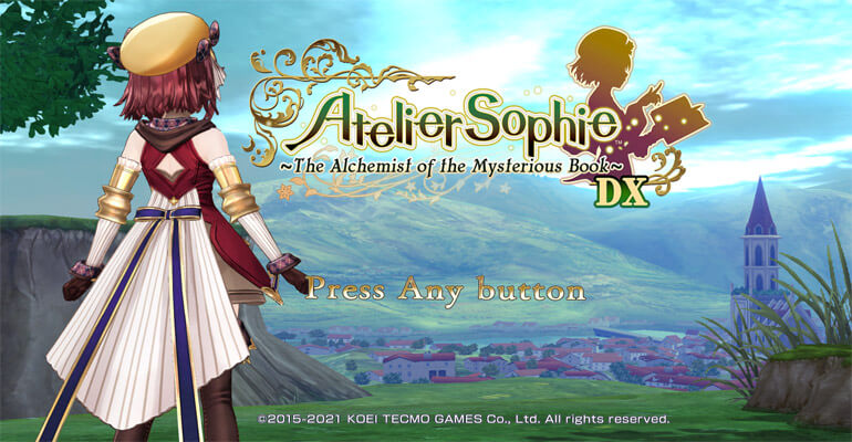 Atelier Sophie: The Alchemist of the Mysterious Book DX - Análise