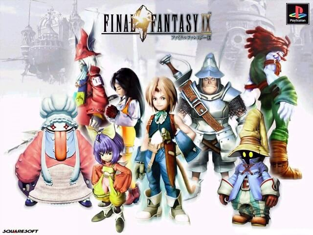 Final Fantasy IX - Jogo inspira Série Animada
