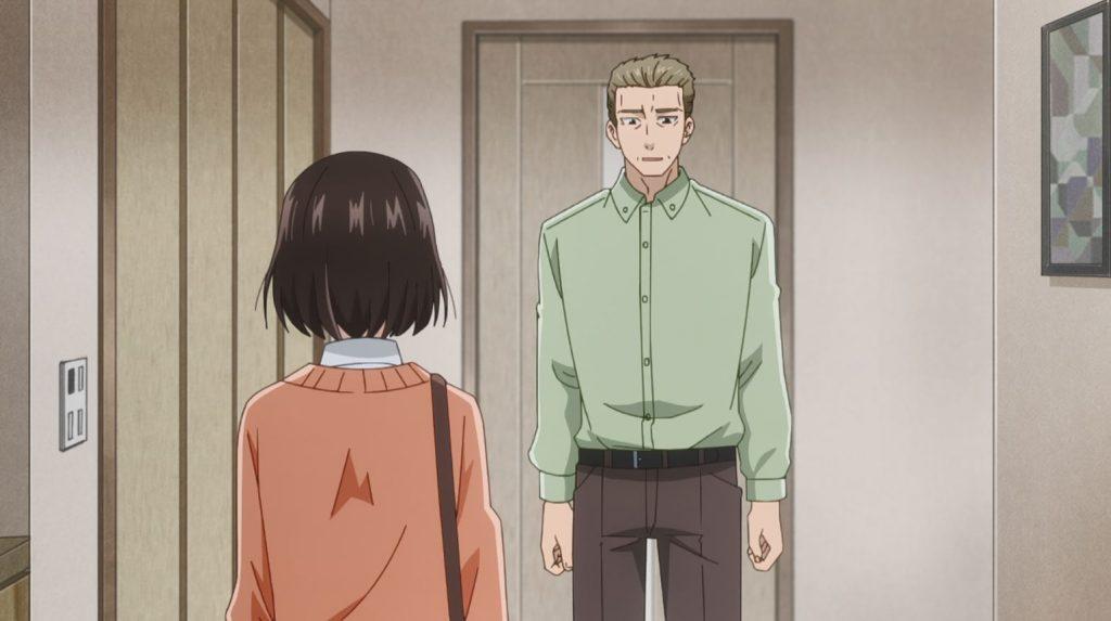 Koikimo episódio 11 pai de Ryou e Rio