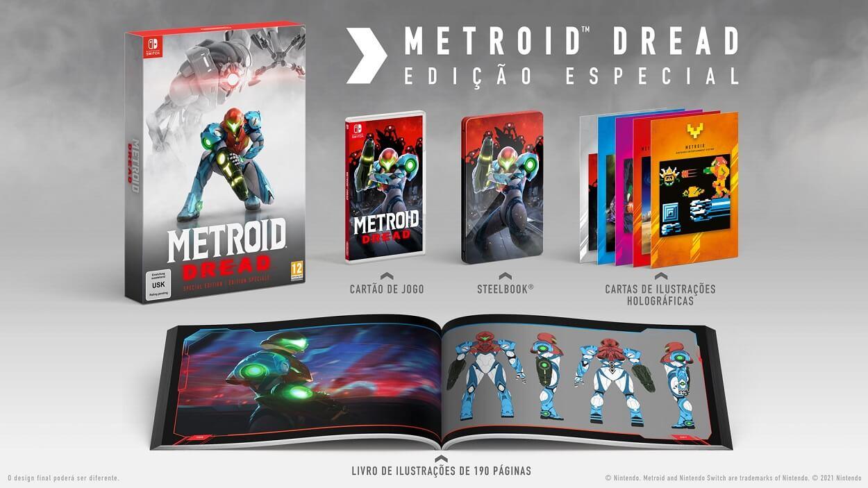 Metroid Dread - Franquia recebe Novo Jogo 2D após 19 Anos