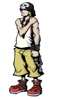 Beat The World Ends With You