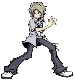 Joshua The World Ends With You