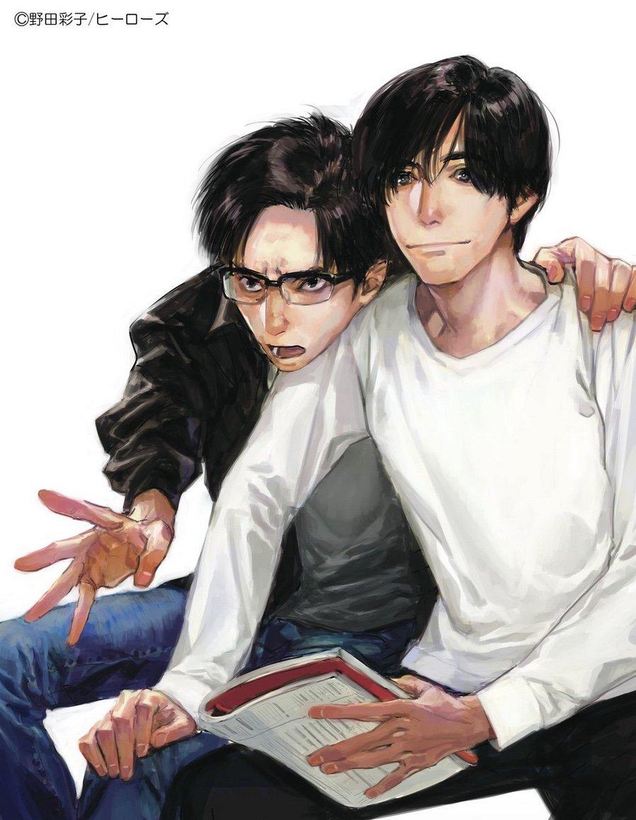 Tokyopop Vai Publicar em Inglês o Manga Double de Ayako Noda