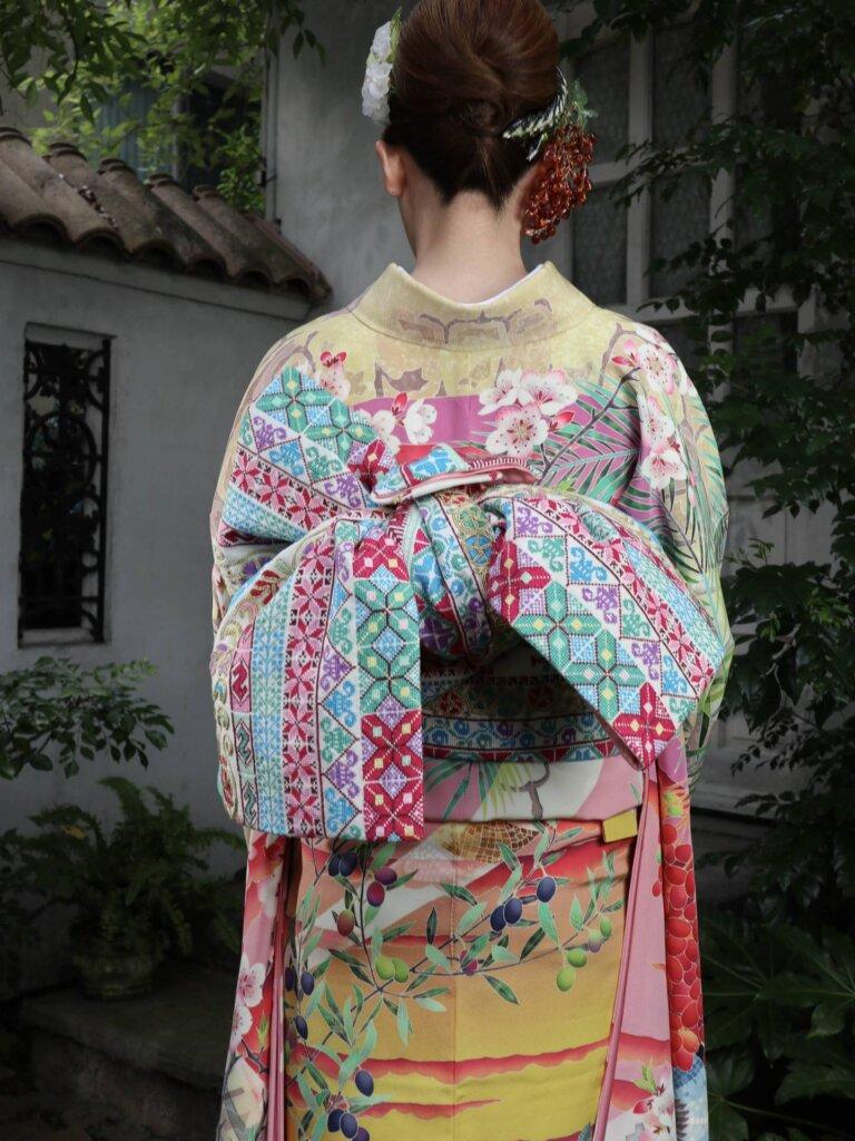 Jogos Olímpicos Tóquio 2020 Kimonos a representar cada país